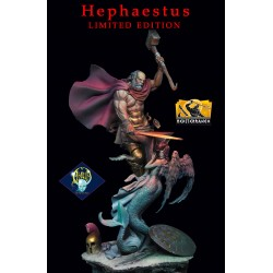 Hephaestus - the Blacksmith of the Olympians LIMITED EDITION PREORDER