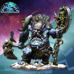 Jotun – The Nine Faces Troll